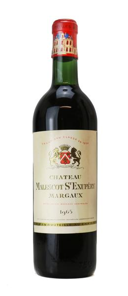 Chateau Malescot St-Exupery , 1965